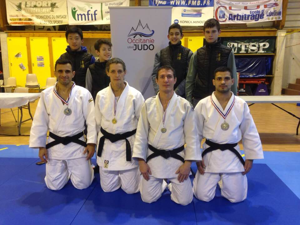 Calendrier Judo Occitanie.Actualite Albi Judo Club